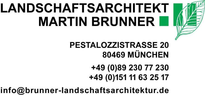 Landschaftsarchitektur München martin brunner landschaftsarchitekt